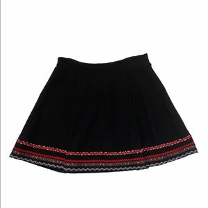 Vintage Black Skirt Size Medium GUC